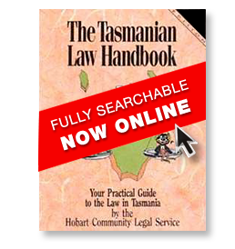 tasmanian law handbook icon