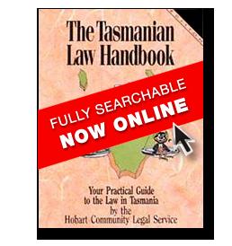 Tasmanian Law Handbook icon